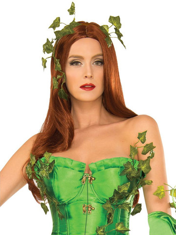 Poison Ivy Deluxe Wig