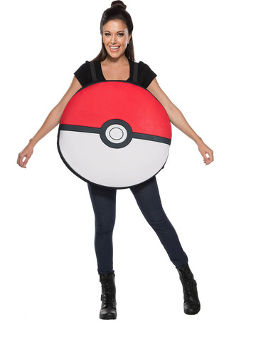 Pokmon Inflatable Poke Ball costume for Adult