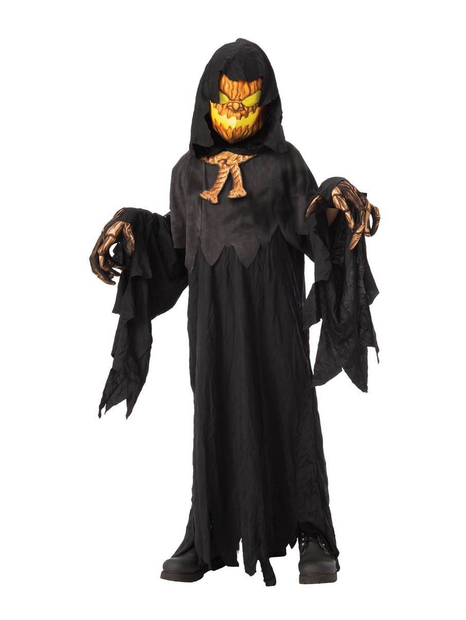 View larger image of Pumpkin Costume For Kids