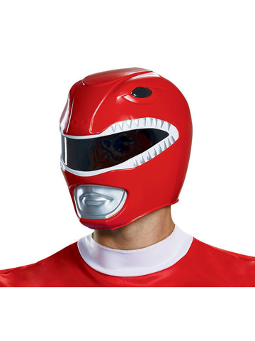 Power Rangers - Mighty Morphin Red Ranger Helmet for Adults