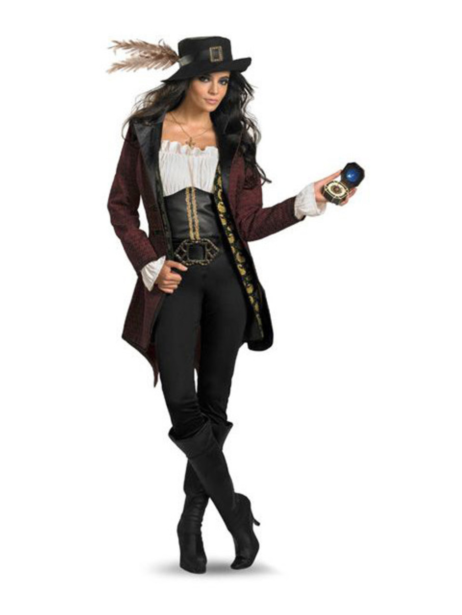 View larger image of Prestige Pirates of the Caribbean Angelica Costume