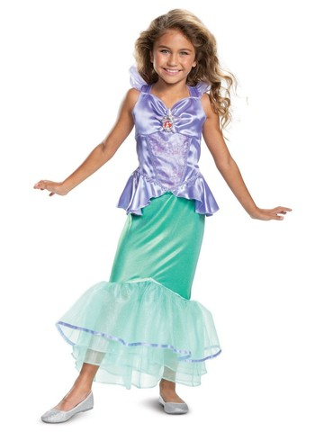 Classic Ariel Costume for Toddlers