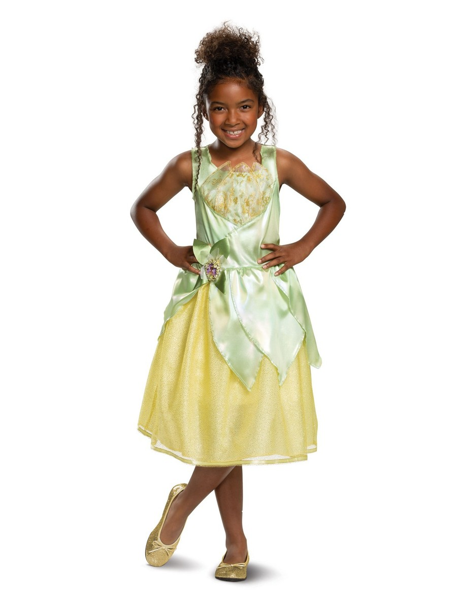 View larger image of Classic Tiana Costume for Toddlers