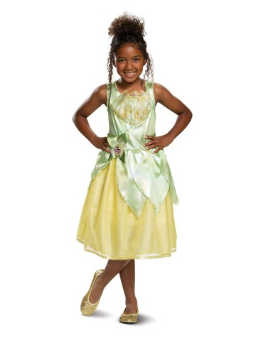 Classic Tiana Costume for Toddlers