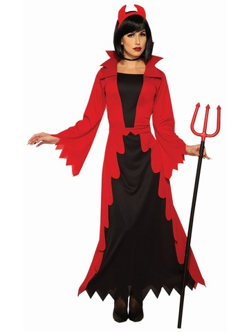 Promo Adult Devil Women Costume