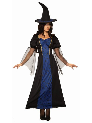 Promo Adult Midnight Witch Costume