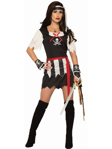 Promo Adult Pirate Lady Costume