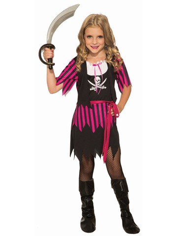 Rosie the Pirate Costume