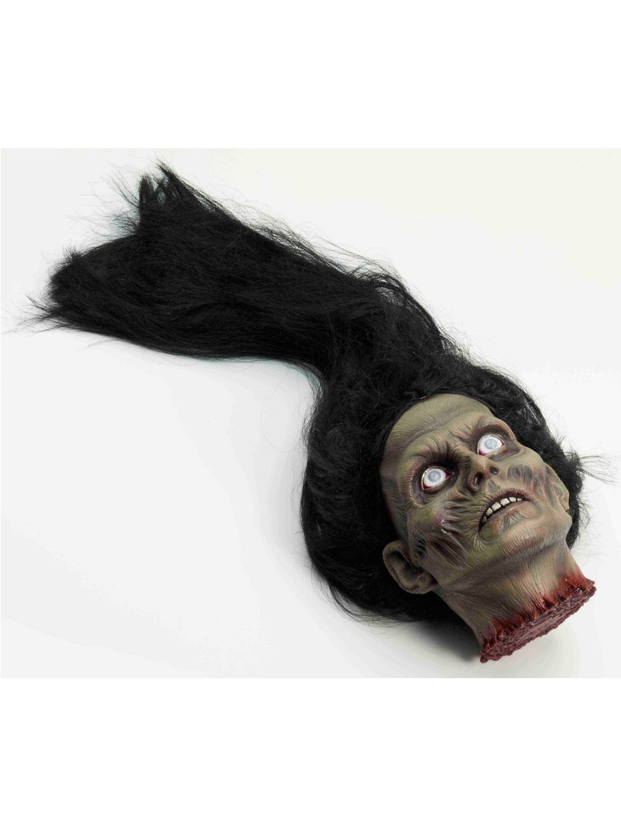 View larger image of Female Zombie Head