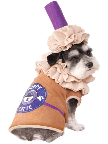 Latte Costume for Pets
