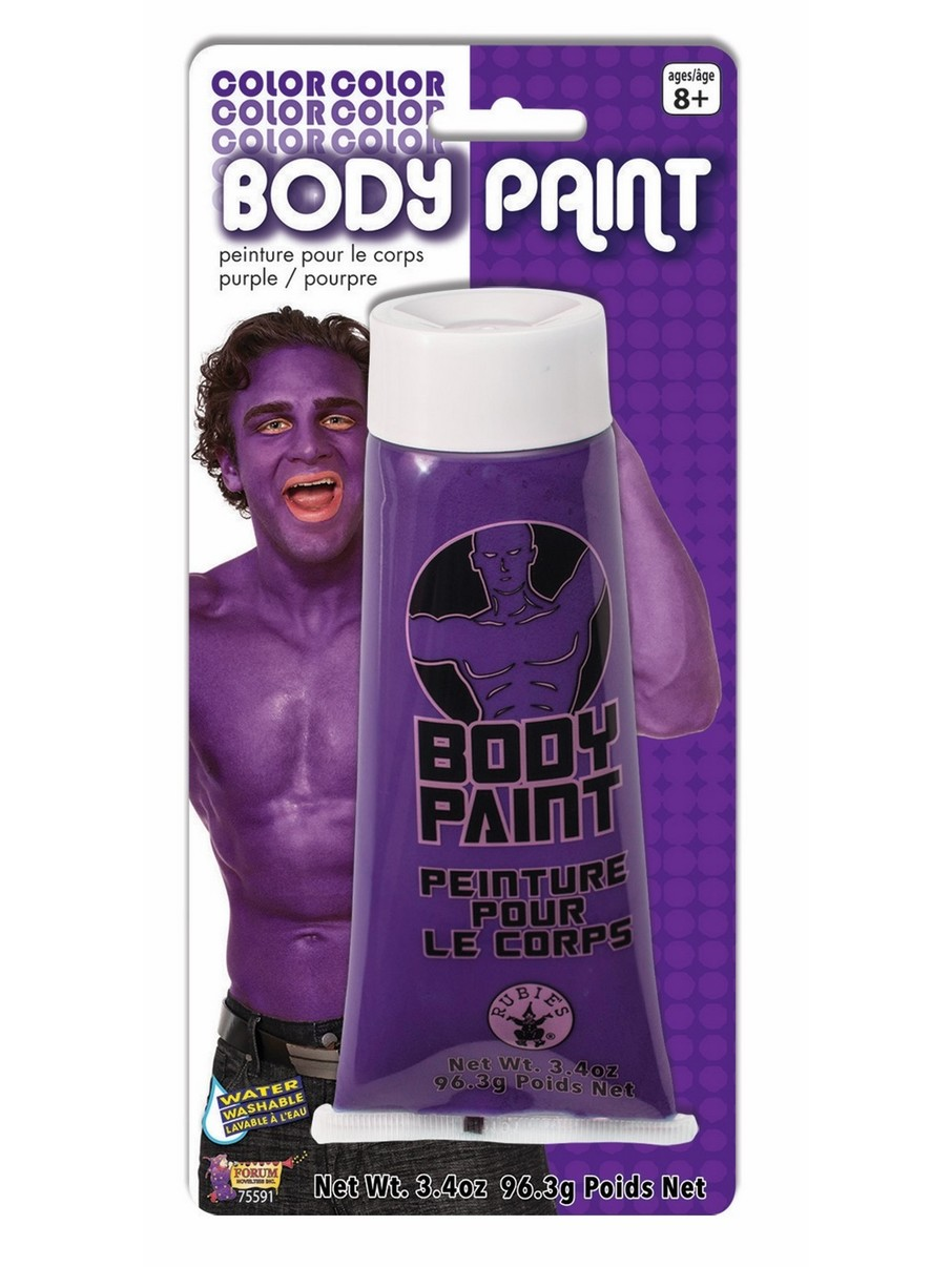 View larger image of Purple Body Paint