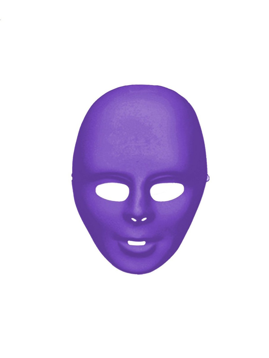 View larger image of Purple Face Mask