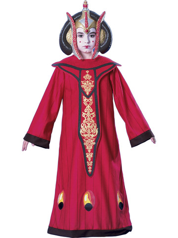 Queen Amidala Girls Costume - Star Wars