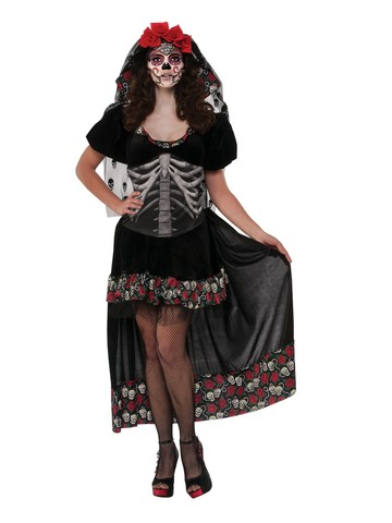 Adult Queen of the Dead Costume