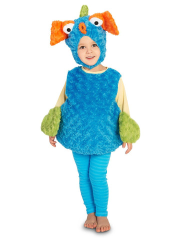 Toddler Rainbow Fish Costume