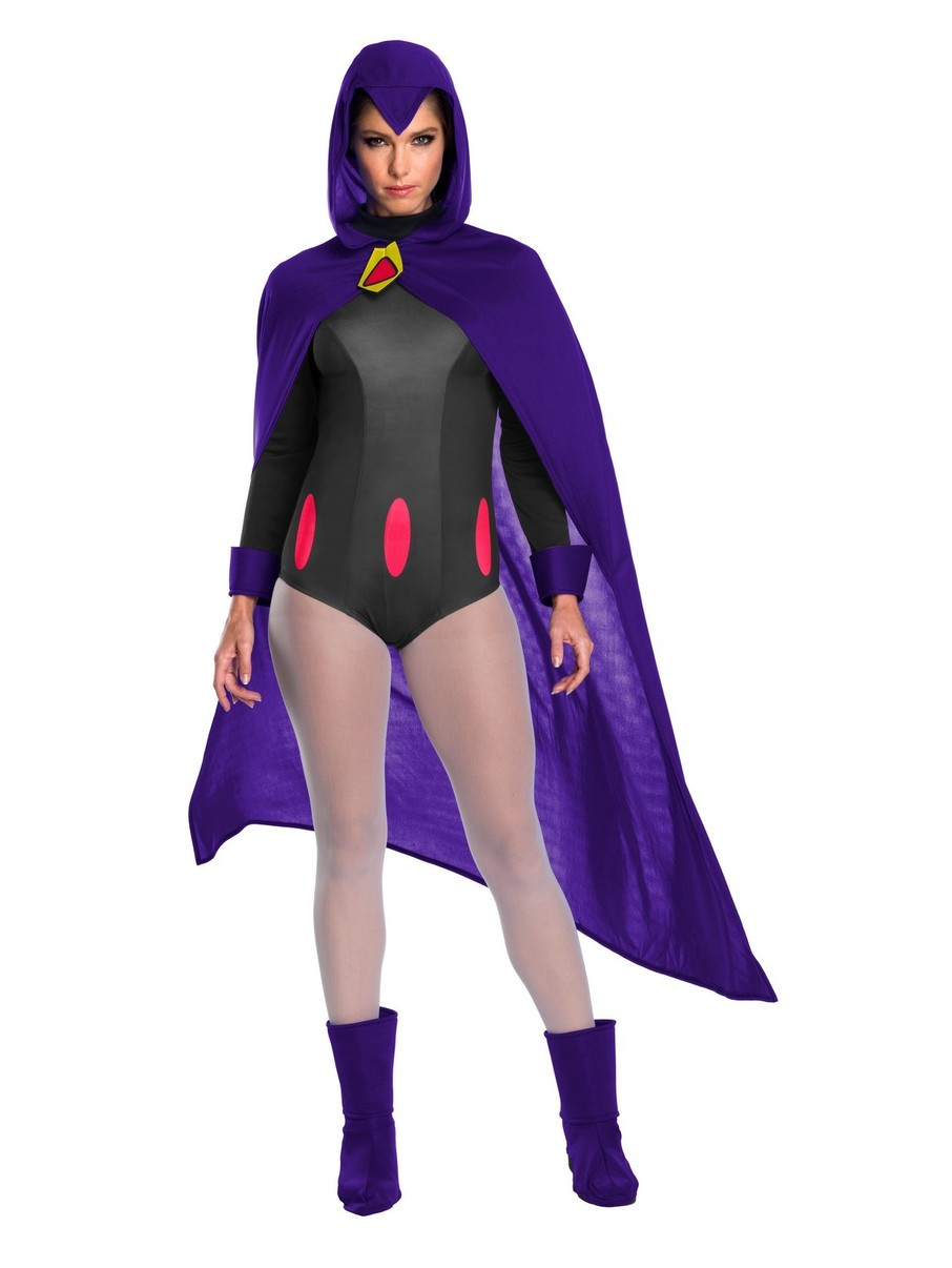View larger image of Adult Raven Costume