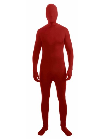 Red Adult Skinsuit