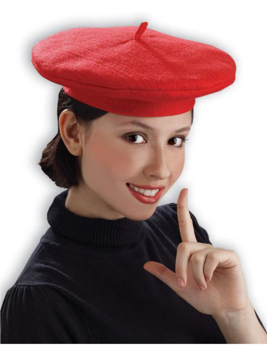 View larger image of Red Beret Adult