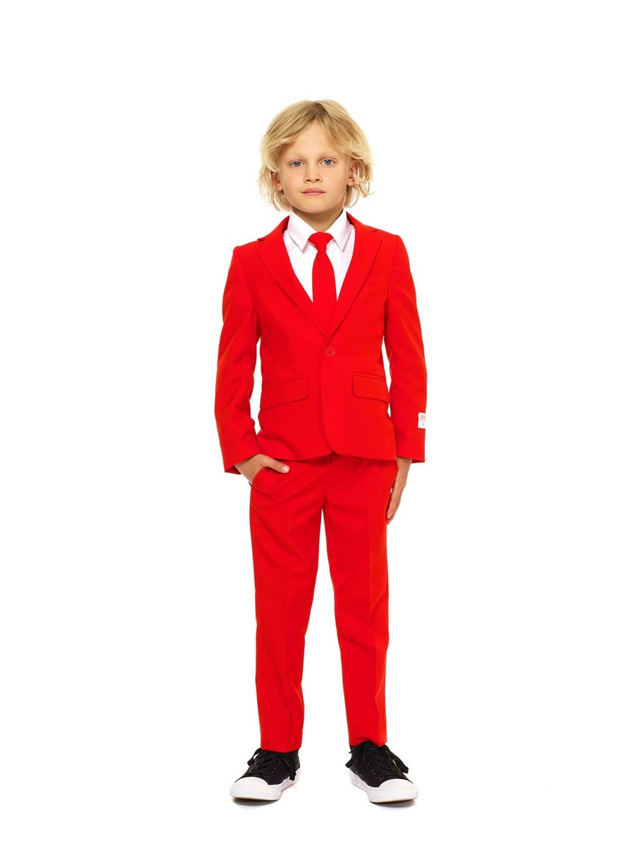 View larger image of Red Devil Boys Opposuit