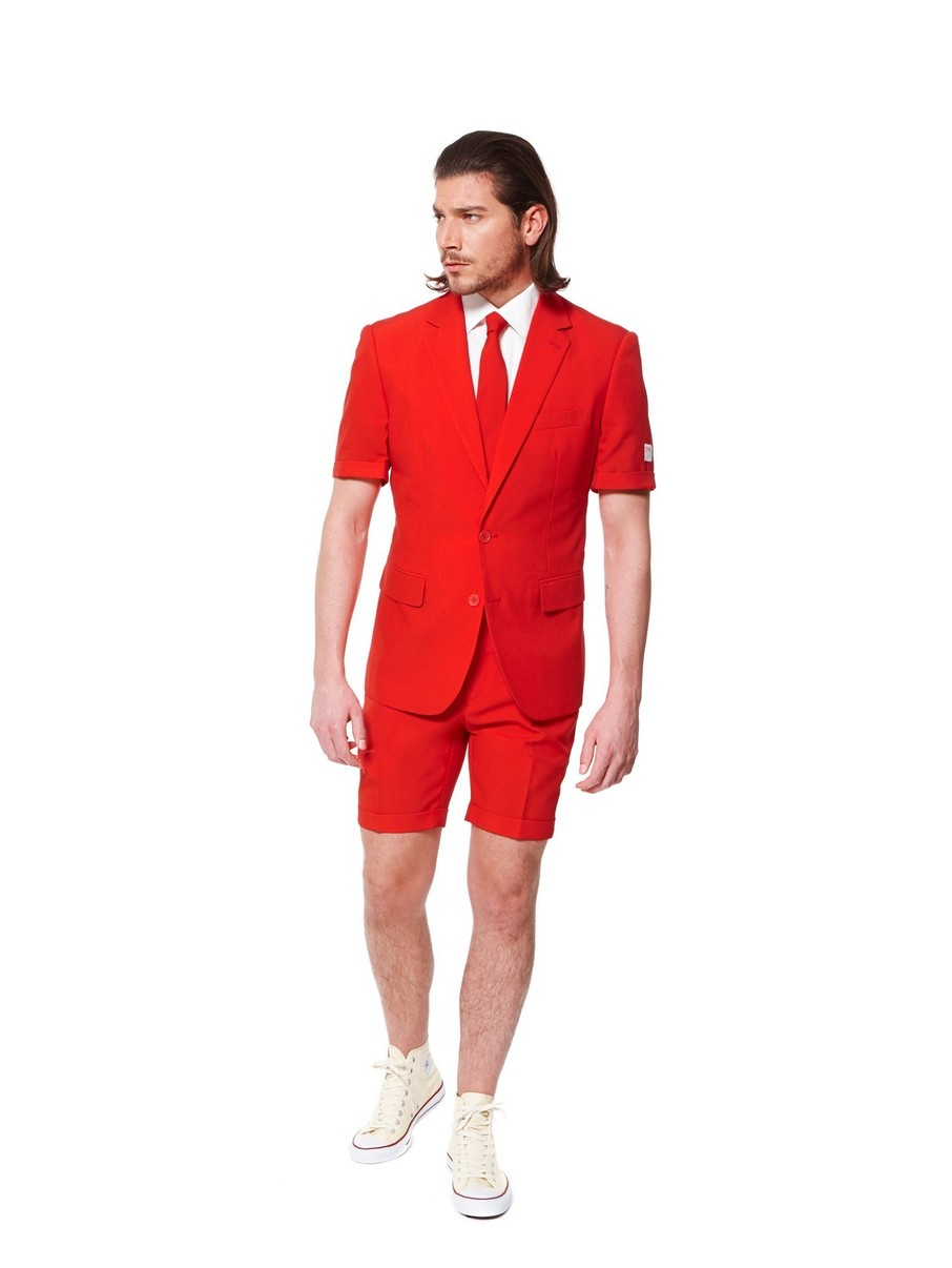 View larger image of Red Devil Mens Summer Opposuit