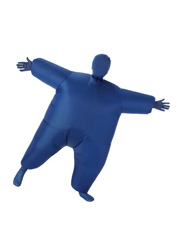 Blue Inflatable Costume for Kids