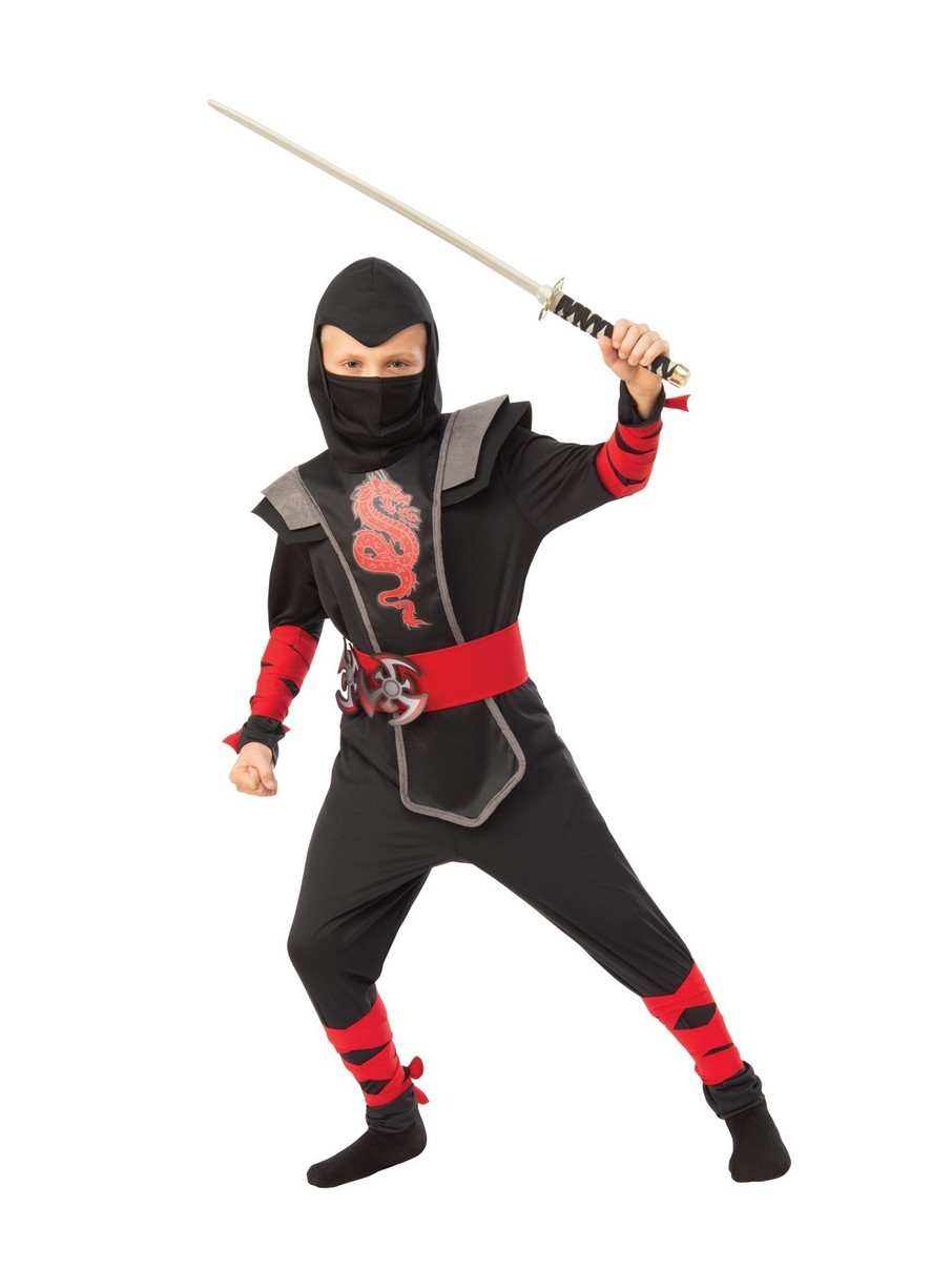 View larger image of Ninja Costume For Kids