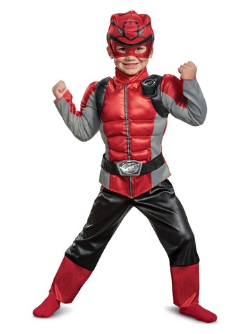 Infants Red Ranger Beast Morpher Costume