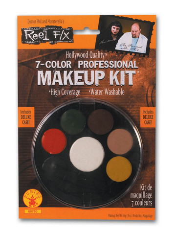 Reel F/X 7-Color Makeup Palette