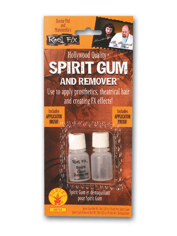 Reel F/X Spirit Gum and Remover