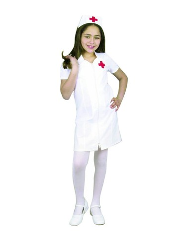 Childs Registered Nurse Costume