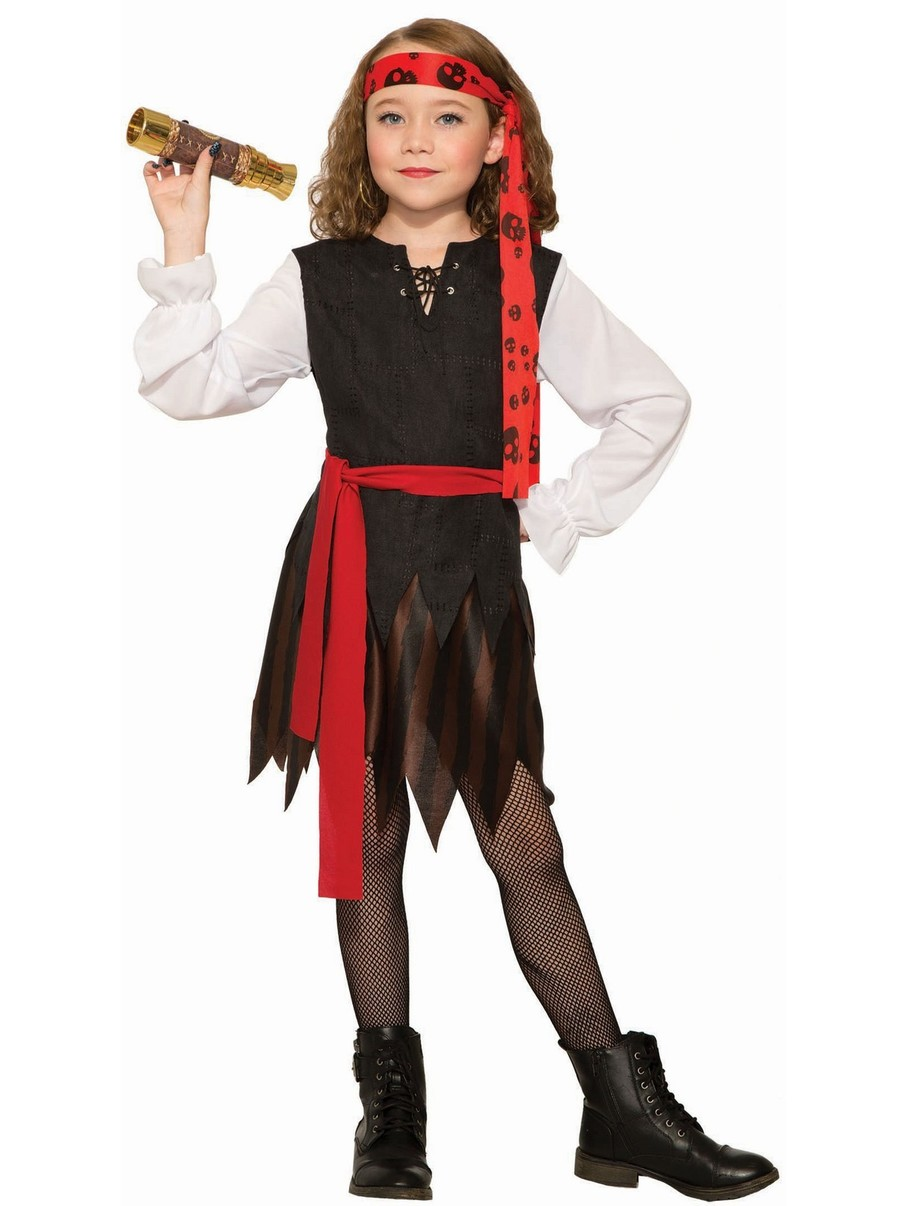 View larger image of Renegade - Pirate Girl Costume