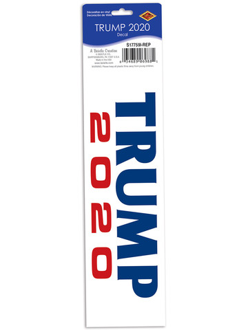 Republican Candidate Decal