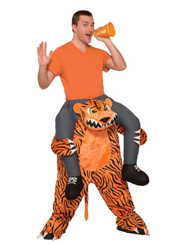 Adult Ride a Tiger Costume