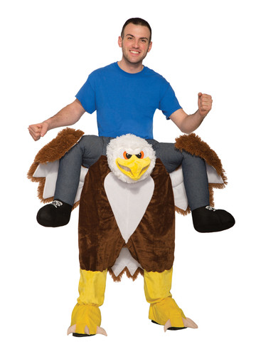 Adult Ride an Eagle Costume