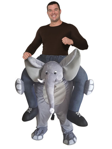 Adult Ride an Elephant Costume