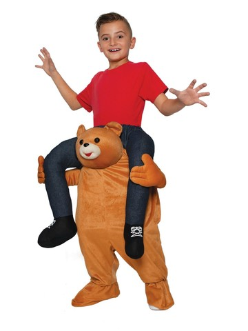 Child Ride On Bear Costume