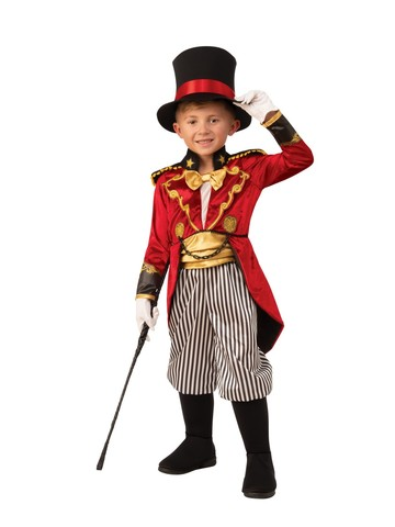 Ringmaster Costume For Kids