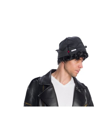 Riverdale Jughead Jones Knitted Cap with Wig Accessory