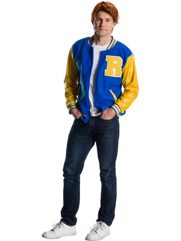 Riverdale Adult Archie Andrews Deluxe Costume