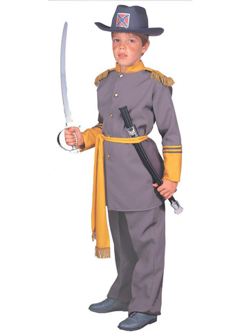 Robert E. Lee Child Costume
