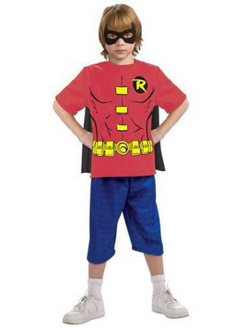Robin Kids Costume