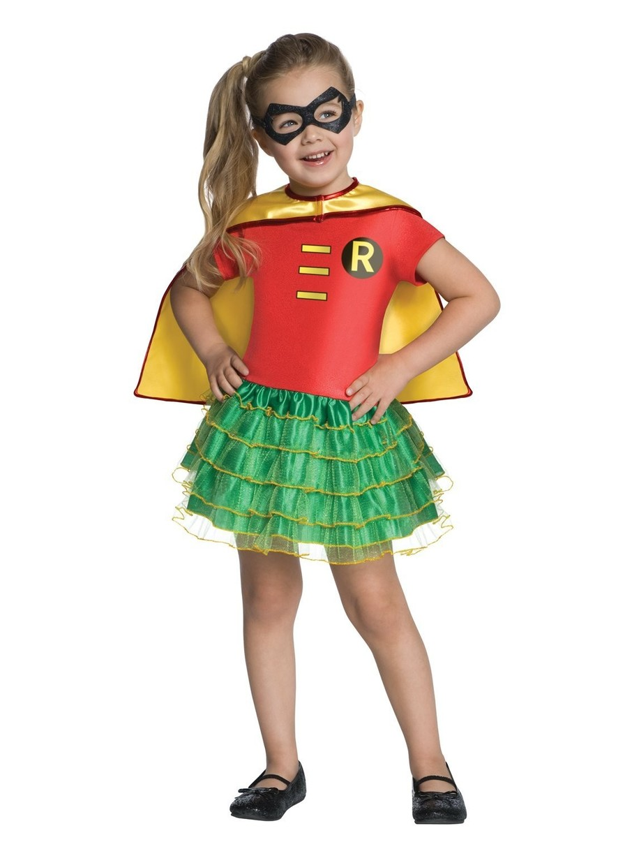 View larger image of Robin Tutu Dress-Up Set