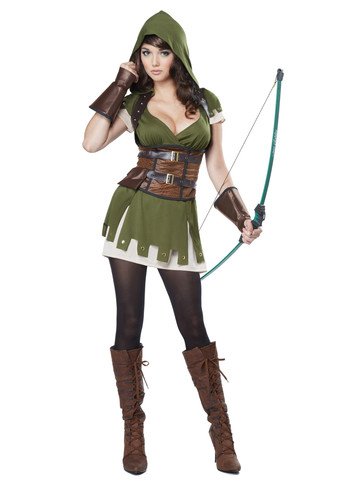 Robin Hood Womens Costume