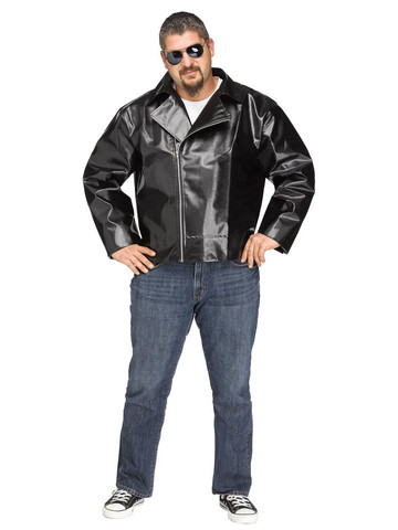 Plus SizeRock n' Roll 50's Plus Size Jacket