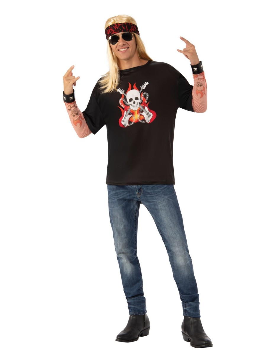 View larger image of Adult Rocker Costume
