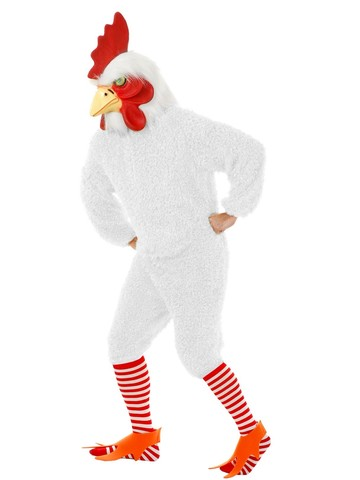 Men's Rocking Rooster Costume