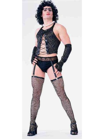 Rocky Horror Frank/Furt Adult Costume