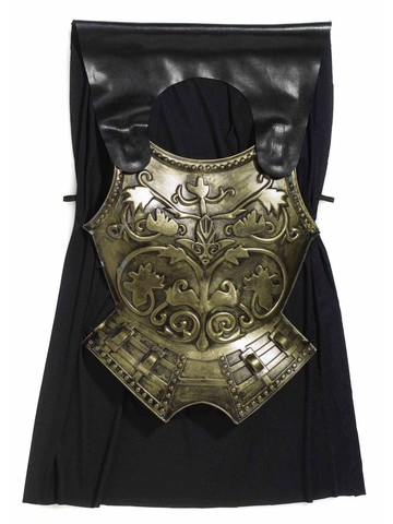 Roman General Chest plate and Cape
