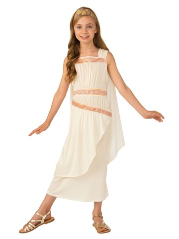 Greek Costume For Girls