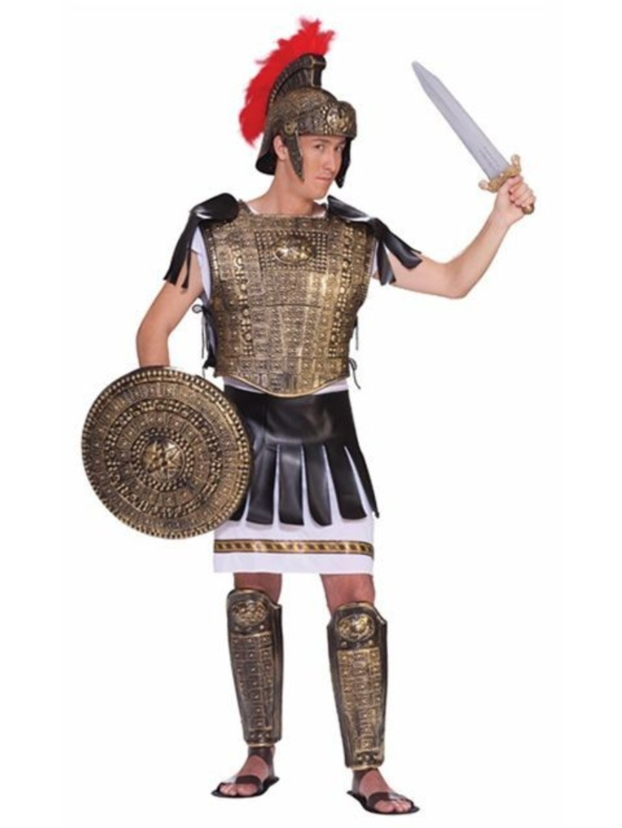 View larger image of Roman Soldier Set Gold Adult Costume